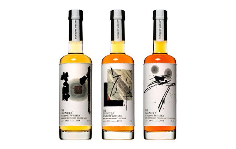 "Suntory desvela ""The Essence of Suntory Whisky"", whiskies japoneses experimentales"