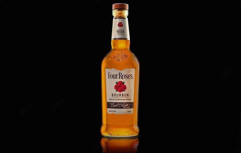 Four Roses Distillery presenta un nuevo packaging para sus botellas