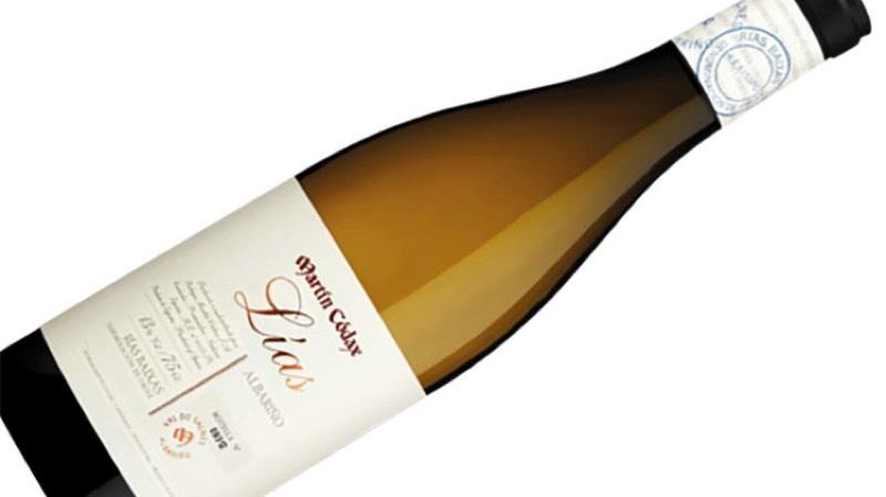 Martín Códax Lías, mejor vino blanco sin barrica de España en 2017 según AEPEV