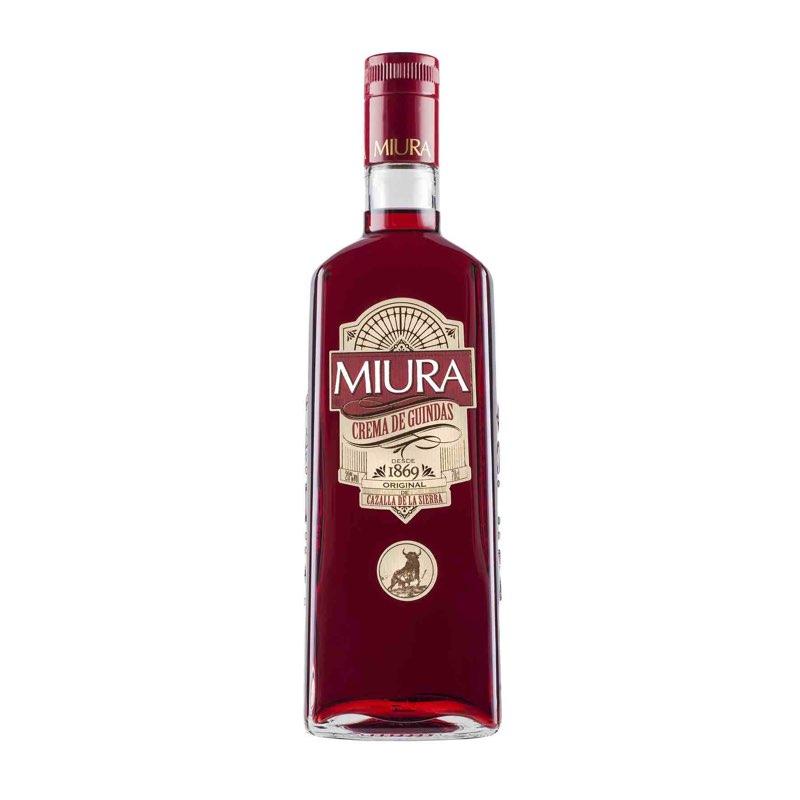 La crema de licor de guindas Miura renueva su imagen con nuevas tendencias