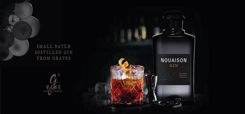 G'Vine revela su nueva ginebra Nouaison Gin jugando en un universo underground chic