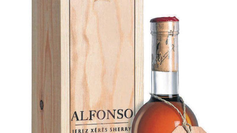 Alfonso Uno de Seis, primer 'vino finito' de González Byass