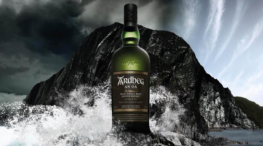 Ardbeg ampliará su gama principal con el whisky An Oa