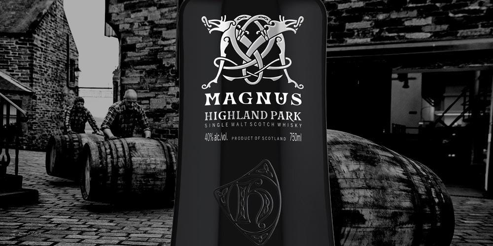 Highland Park honra a su fundador con el whisky Magnus