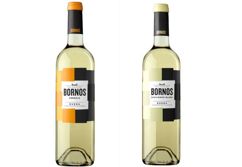 'Palacio de Bornos' renueva el packaging de sus vinos blancos