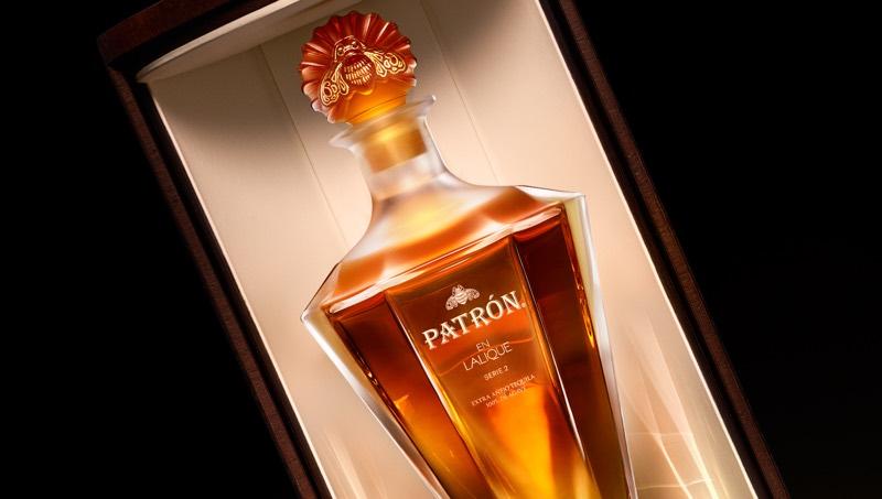 Patrón estrena nuevo decantador Art Deco en Lalique: Serie 2