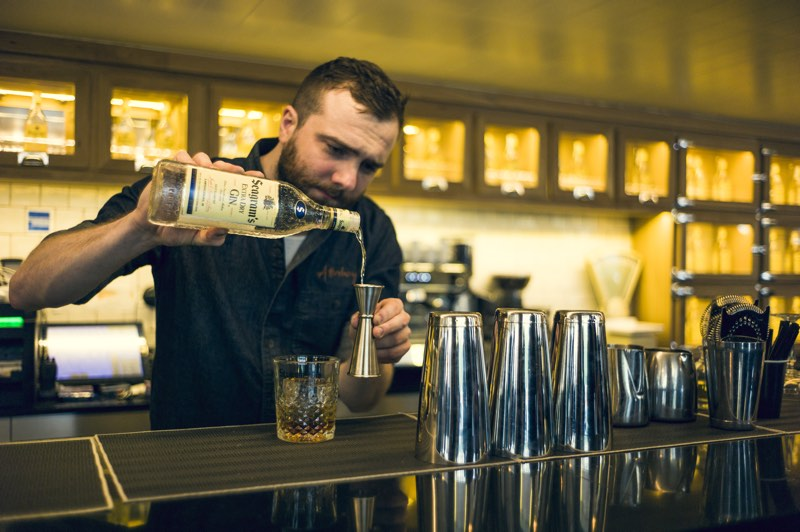 Seagram's New York Hotel vuelve a Madrid at NH Collection Suecia