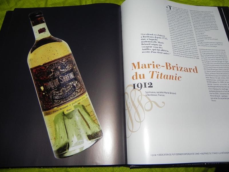 """Marie Brizard revive un licor """"excepcionalmente raro"""" que se sirvió en el Titanic"""
