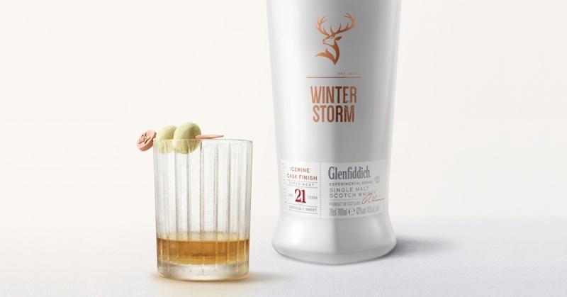 Glenfiddich amplía la Serie Experimental con Winter Storm
