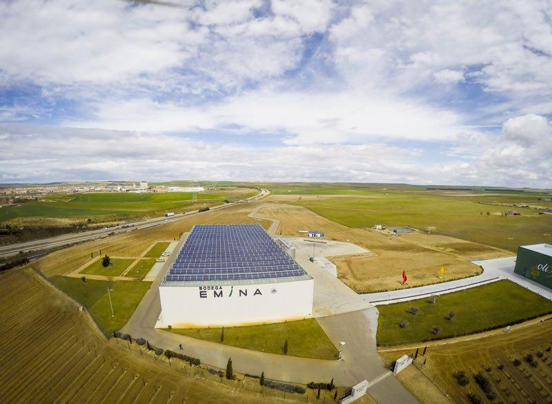 Bodegas Matarromera invierte 2 millones de euros en energías verdes