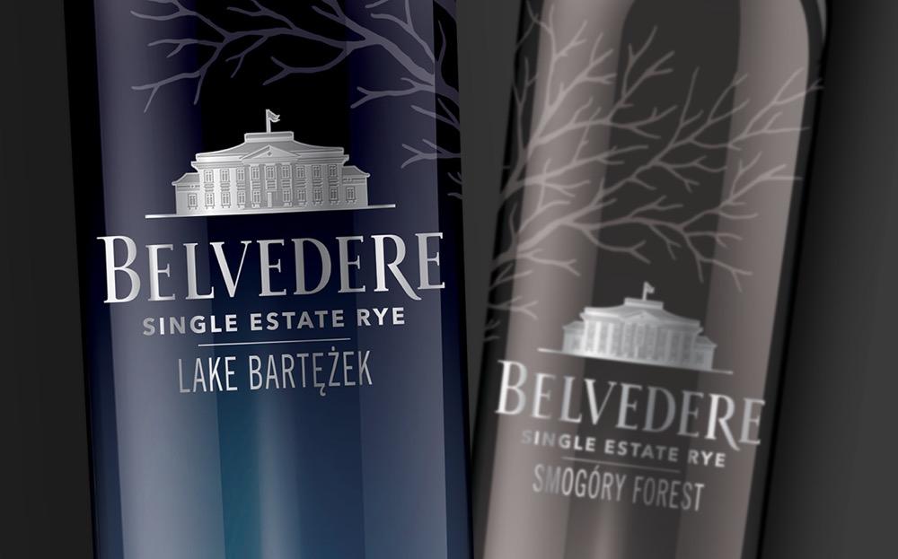 Belvedere presenta Smogóry Forest y Lake Bartężek, su gama centrada en el terruño