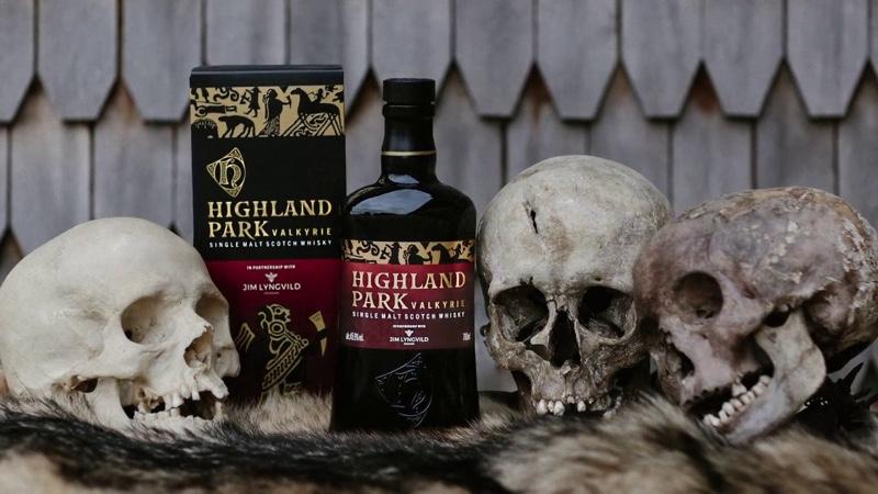 Highland Park revela Viking Legend range con Valkyrie
