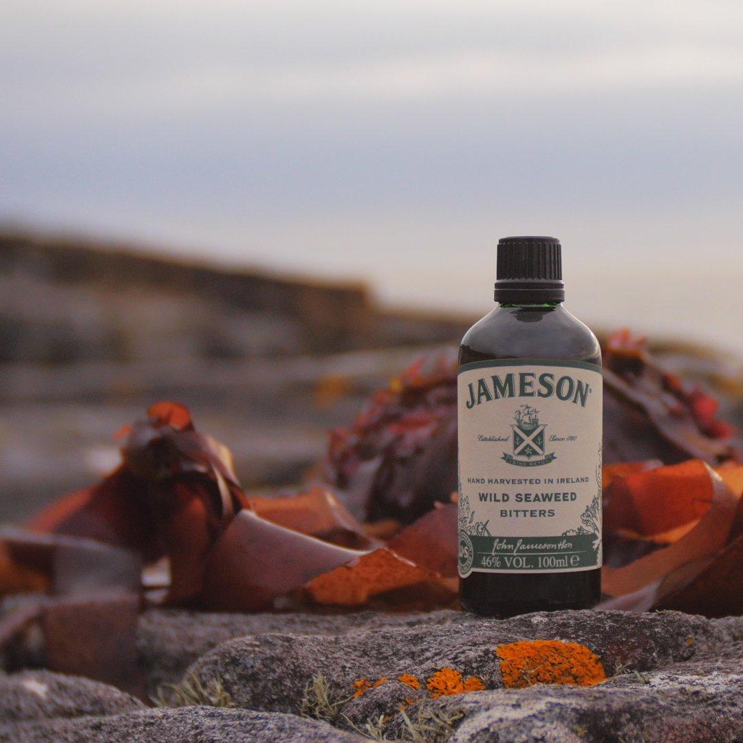 Jameson lanza su segunda expresión amarga, Wild Seaweed Bitters