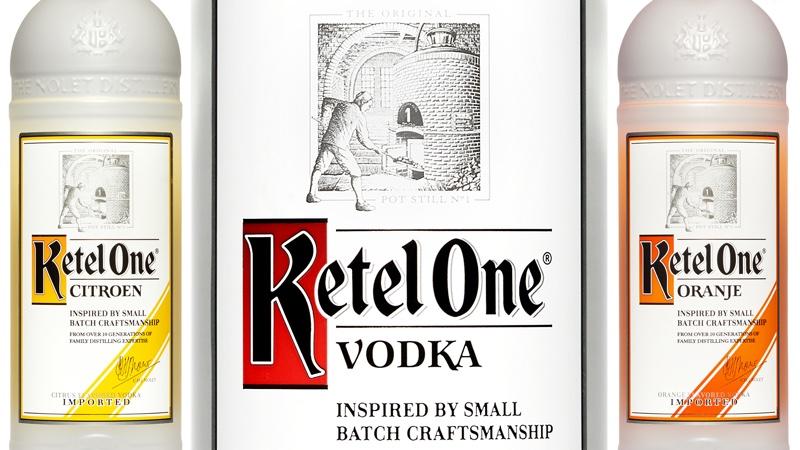 Ketel One estrena vodka con sabor a naranja en el Reino Unido