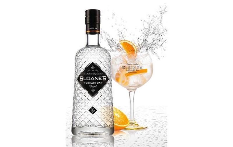 Sloane's Gin presenta un rediseño inspirado en el Museo Británico