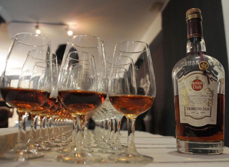 Havana Club presenta con Havana Club Tributo 2018 un ron terminado en barricas de whisky