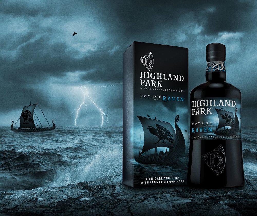 Highland Park presenta Voyage of the Raven en GTR