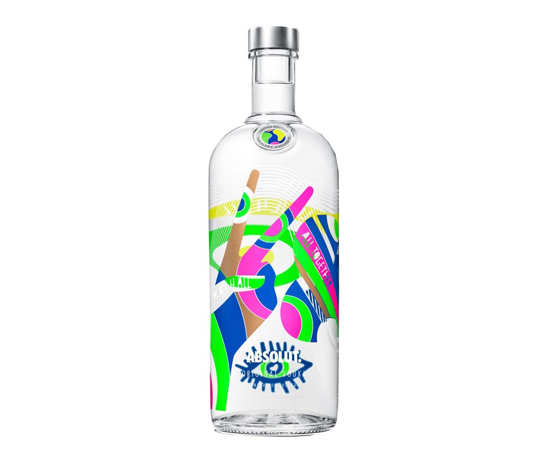 Absolut celebra la 'unidad global' con una botella de travel retail, Absolut World
