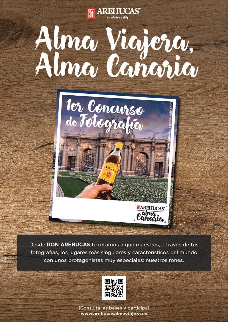 """Ron Arehucas presenta la primera edición del """"Concurso Nacional de fotografía Alma Viajera, Alma Canaria"""""""