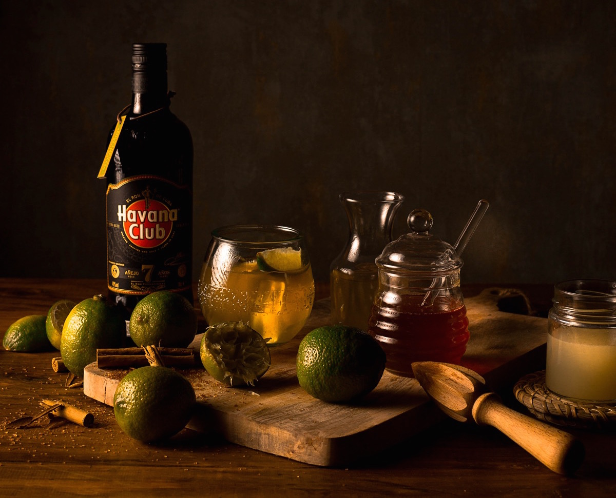 Havana Club 7 presenta su nuevo perfect serve con Havana Cancha