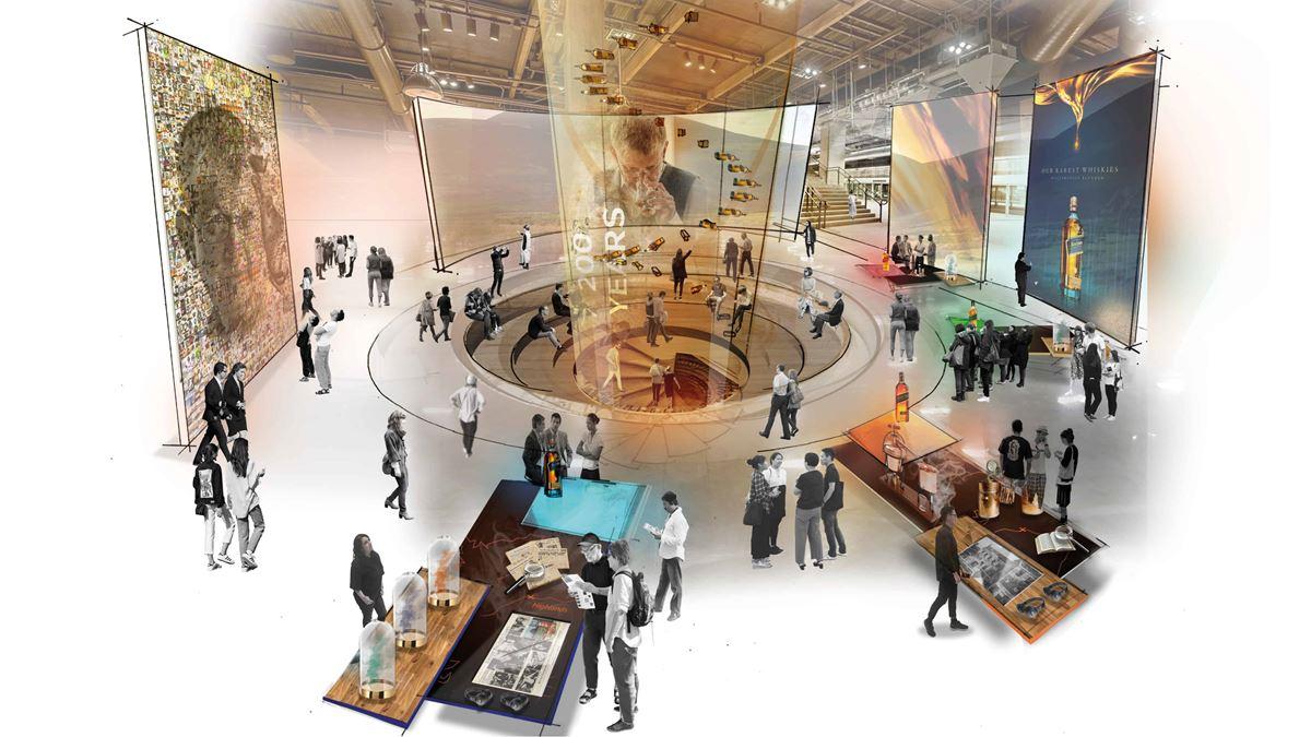 Diageo invertirá 170 M€ en turismo en torno a sus marcas de whisky en Escocia