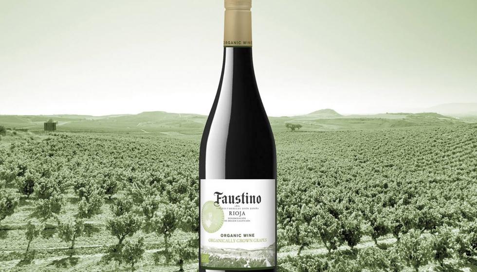 Faustino lanza 'Faustino Orgánico', su primer vino ecológico