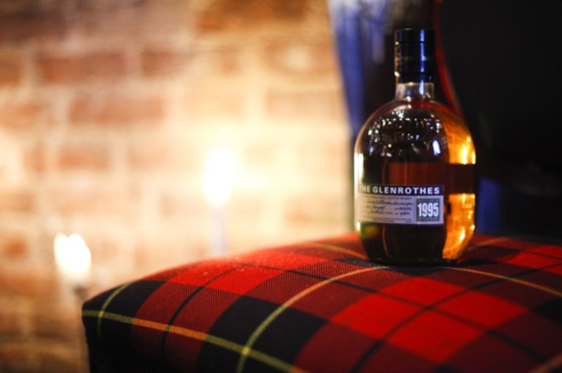 Berry Bros relanza su whisky The Glenrothes Vintage 1995
