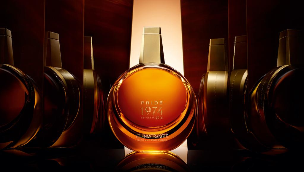 Glenmorangie lanza su whisky más antiguo y raro, Pride 1974