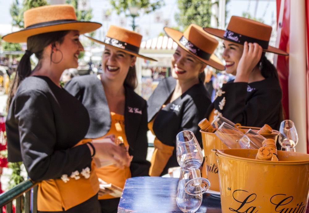 'La Guita', prevé alcanzar las 700.000 botellas en la Feria de Abril 2018