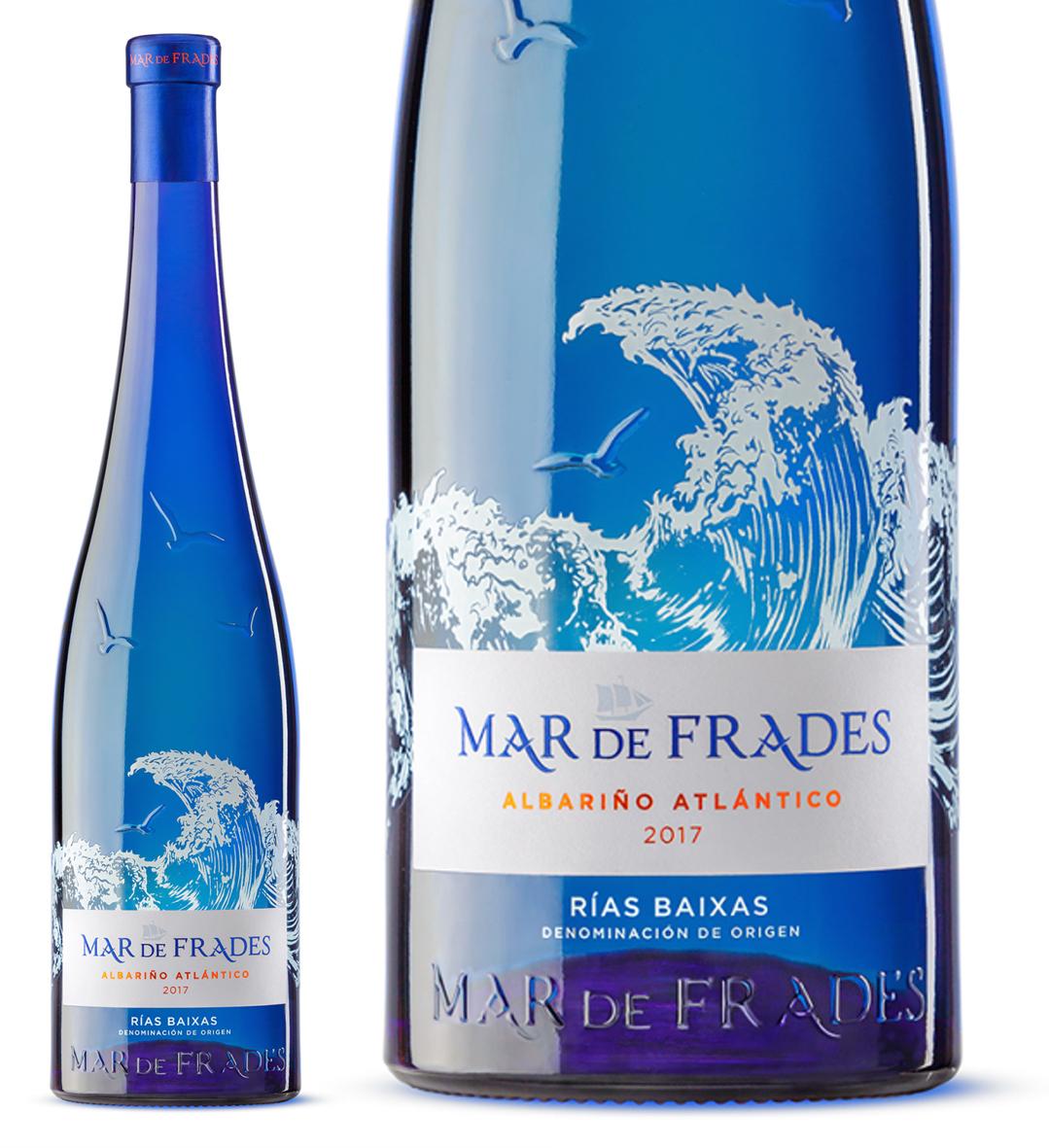La nueva añada 2017 de Mar de Frades llega al mercado