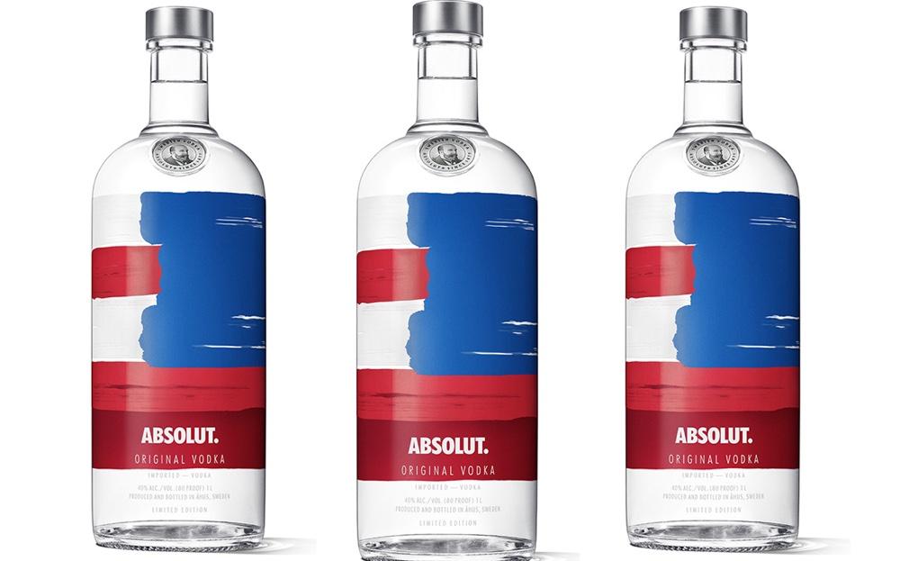 Pernod Ricard lanza la edición limitada de Absolut America