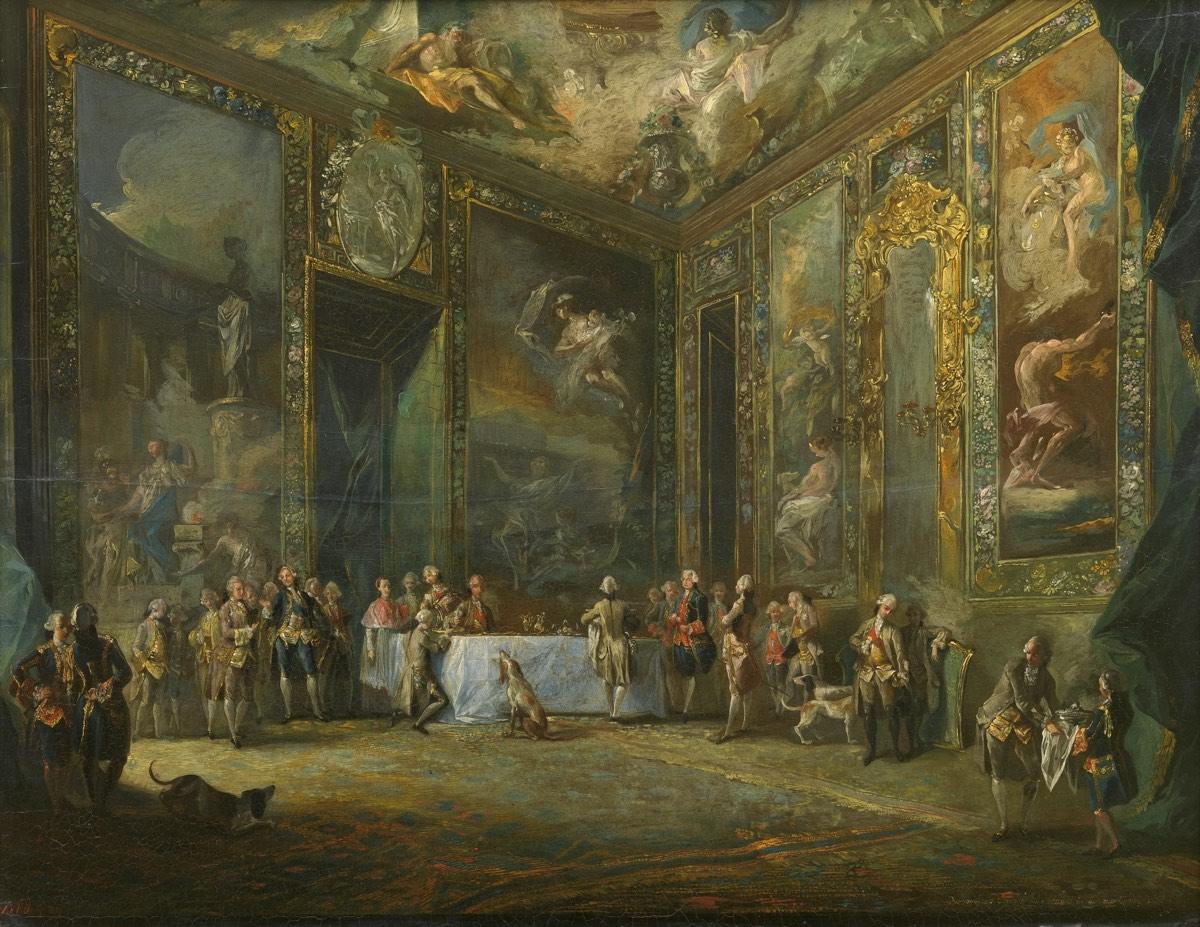 Corte de Carlos III
