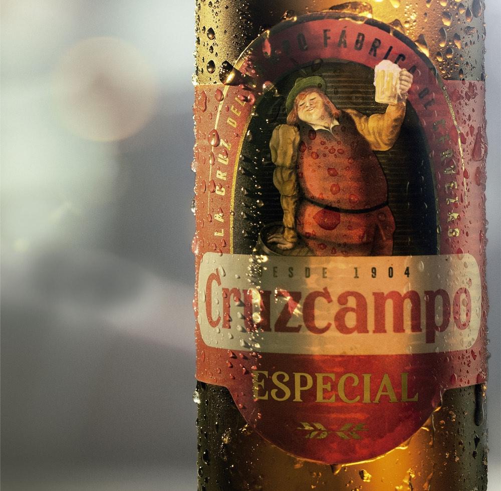 Heineken amplía sus formatos para 'Cruzcampo Especial'