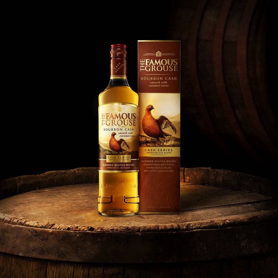 The Famous Grouse lanza la serie 'asequible' Cask Series