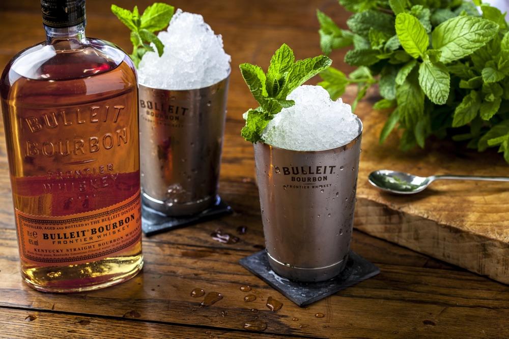 Mint Julep, encontrar el amor en forma de cóctel con Bulleit Bourbon este verano