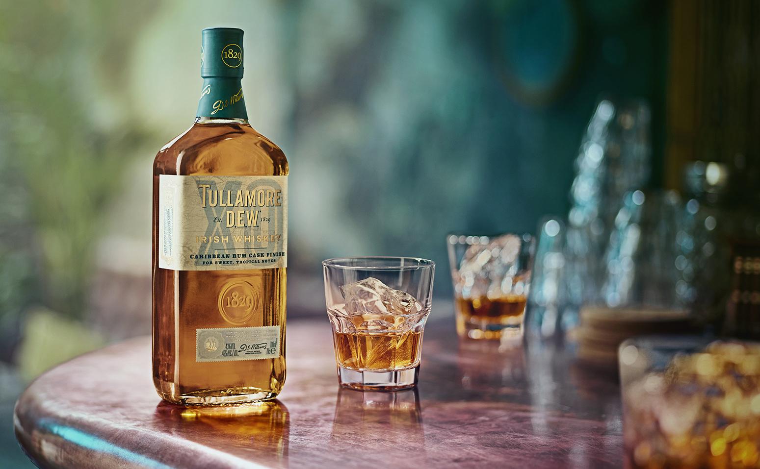 Tullamore Dew estrena XO Caribbean Rum Cask Finish, whisky con acabado en barril de ron