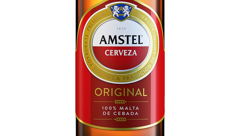 Heineken renueva la receta y el packaging de 'Amstel'