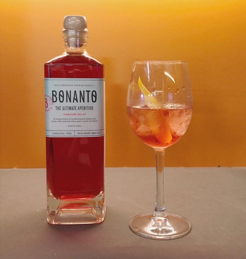 Botella de Bonanto