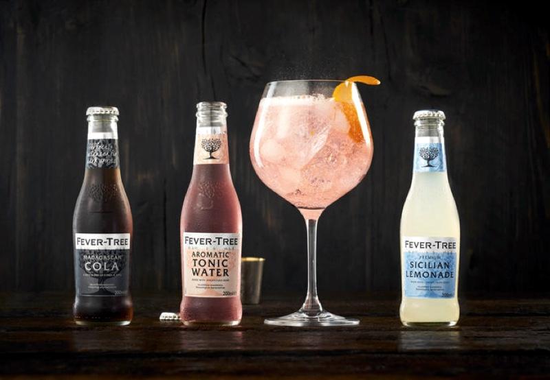 'Fever-Tree' amplía gama de cara al verano con 3 nuevos sabores: tónica rosé 'Aromatic Tonic Water', 'Madagascan Cola' y 'Sicilian Lemonade'