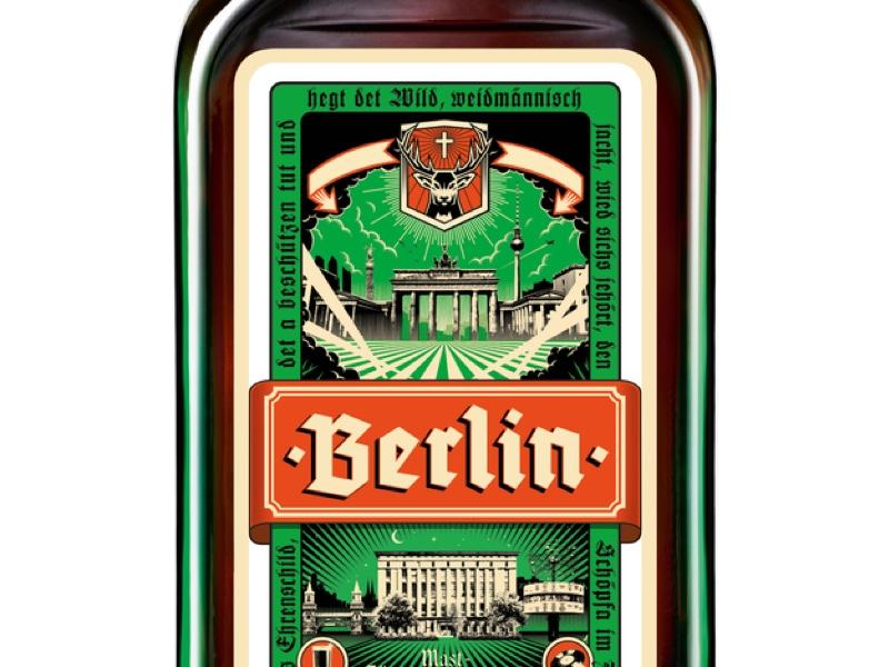 Jägermeister lanza su nueva edición limitada 'Berlín'