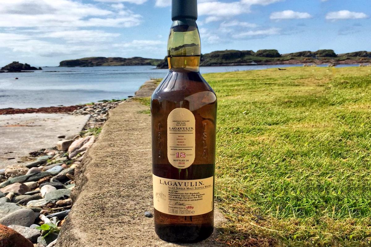 Diageo presenta ediciones especiales de su whiskys Lagavulin y Caol Ila para Fèis Ìle 2018