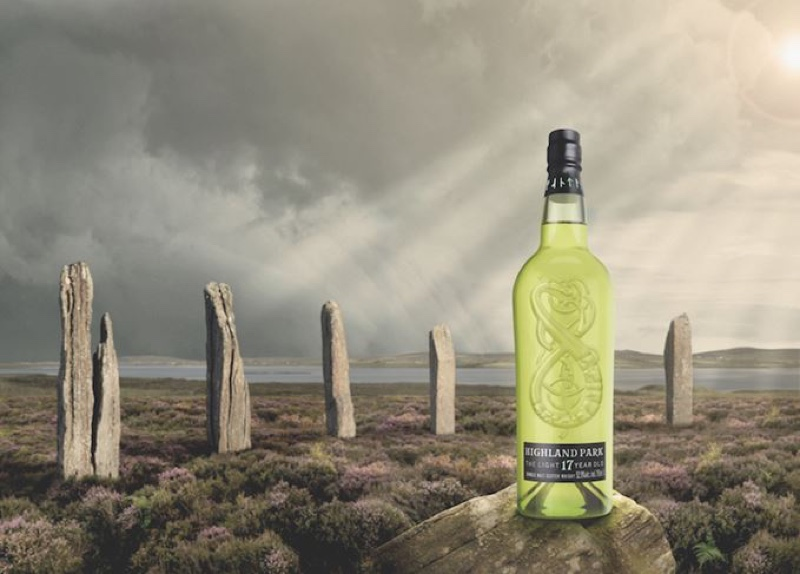 Highland Park lanza la edición limitada The Light