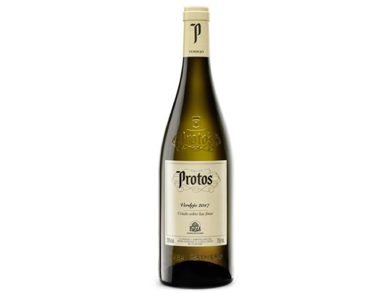 Bodegas Protos lanza Protos Verdejo 2017 posicionado como referencia de calidad en la Denominación de Origen Rueda