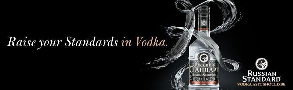 Russian Standard lanzará una campaña de marketing en el Reino Unido, 'Raise Your Standards'