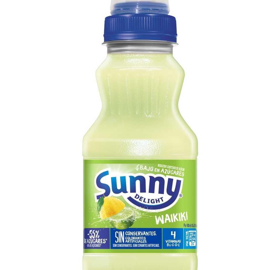 Schweppes amplía su gama 'Sunny' con 'Sunny Delight Waikiki', un nuevo sabor veraniego