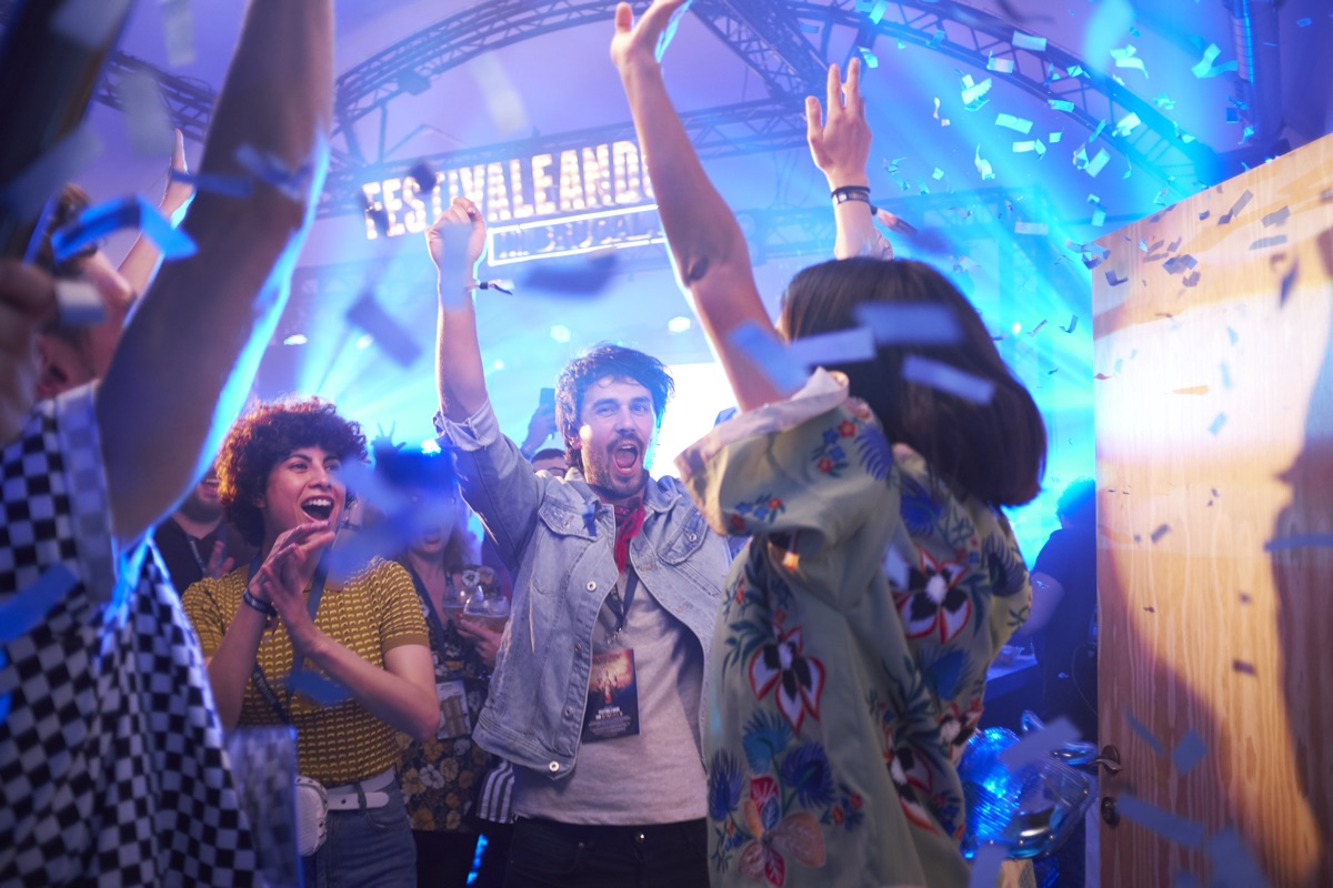 Ron Brugal celebró su primer gran casting de FESTIVALEANDO CON BRUGAL para escoger a los primeros 40 Fest Masters