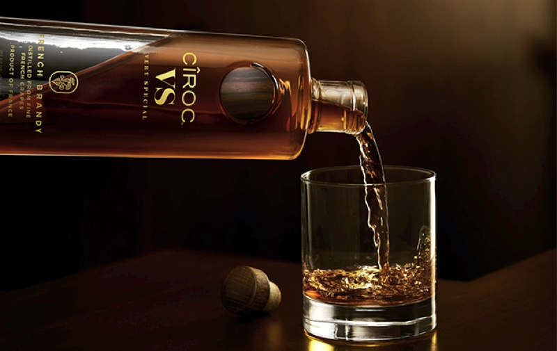Diageo se pasa al brandy con Cîroc VS Fine French Brandy