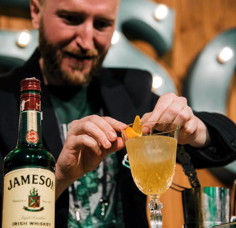 Jameson Bartenders Ball elige a su representante español, Joaquín Manrique