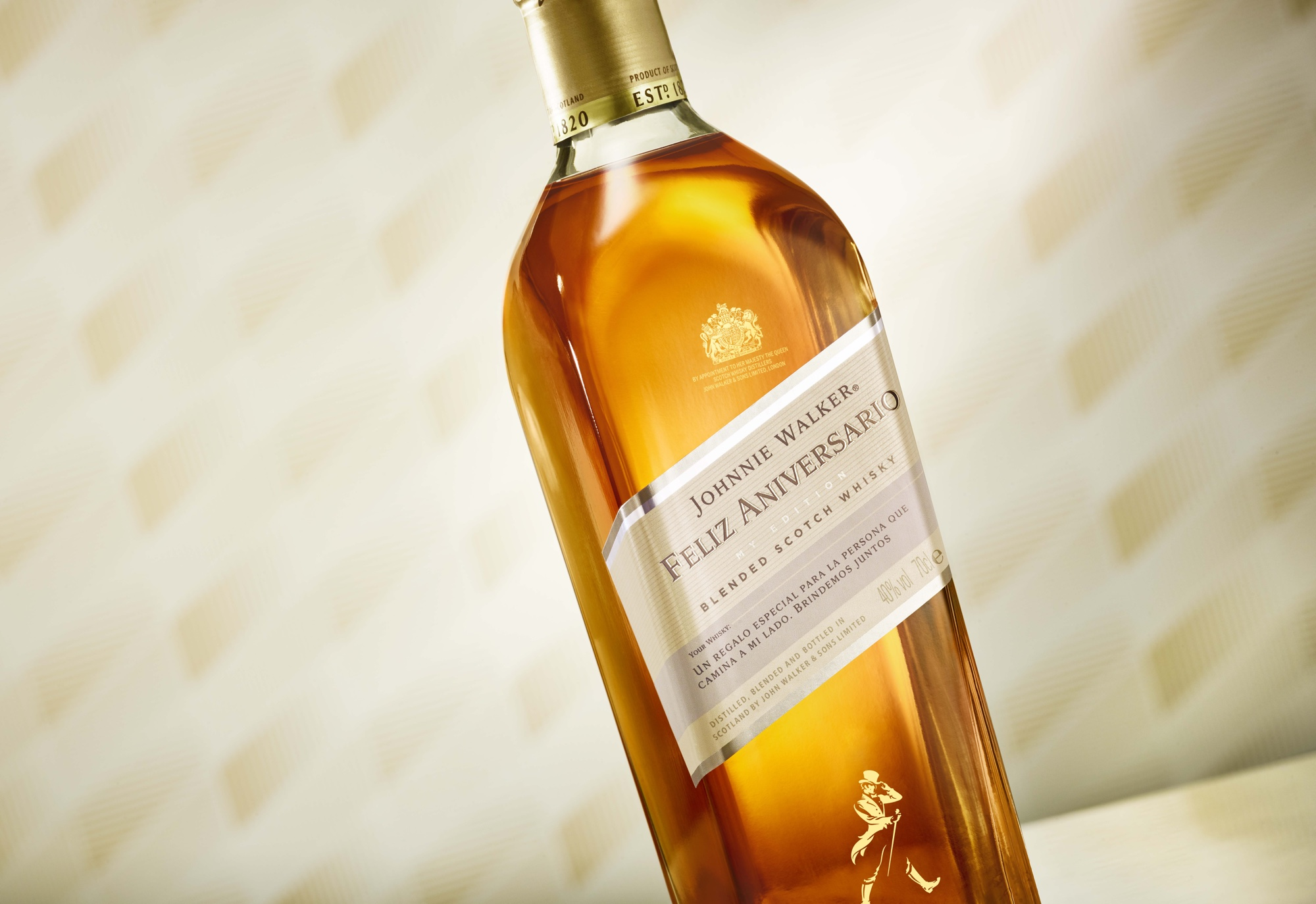 Johnnie Walker ofrece whiskies personalizados con Johnnie Walker My Edition