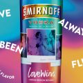 Botellas de Smirnoff Love Wins 2018